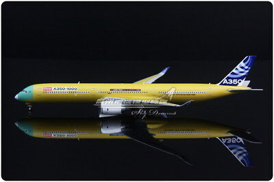 JC WINGS 1:400 AIRBUS A350-1000 Passenger Airplane Plane Diecast Aircraft Model