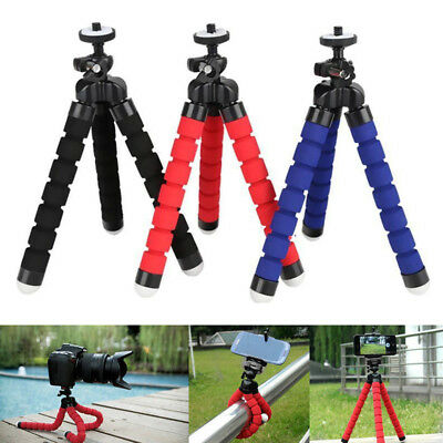 Portable Flexible Tripod Octopus Stand Gorilla Pod For Gopro Camera/SLR/DV