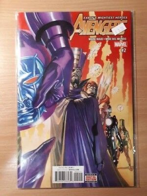 Earths Mightiest Heroes The Avengers #2 Comic 2016 Marvel First Printing issue 2