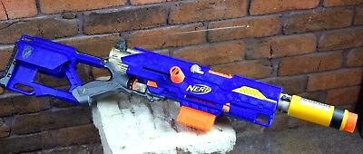 Nerf N Strike | Longstrike Cs-6 | Sniper Rifle Toy Gun Blaster | Long Strike
