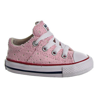 2f1c7973ffe736 Converse CTAS Madison OX Toddler s Shoes Cherry Blossom Driftwood White  760711F