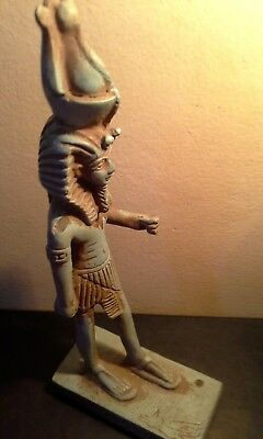 Rare Antique Ancient Egyptian statue of Ramses II