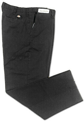 Dickies Pants Navy Blue Men's Industrial Relaxed Fit Straight Leg Utility Pocket