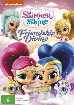 Shimmer And Shine: Friendship Divine  DVD R4