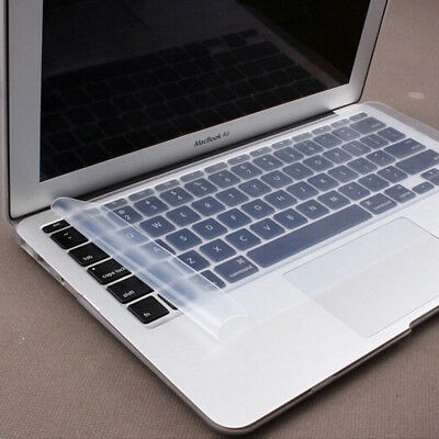 "Clear Protector Cover Universal Laptop Silicone Keyboard Skin for 10"" 14"" 17"" x1"