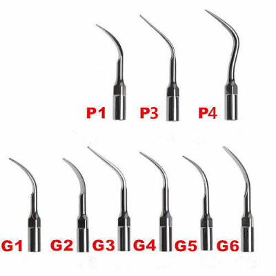 Dental Ultrasonic Scaler Scaling Endo Perio Tip Fit For EMS Woodpecker G P E