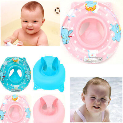 Kid Baby Swimming Float Elephant  Swimming Ring Seat Safety Inflatable Toy