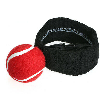 Boxing Reflex Ball Fight Ball with Adjustable Headband for Reflex Speed Z1E5