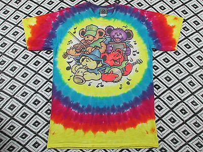 The Grateful Dead Big River Jamboree T Shirt bears tie dye M