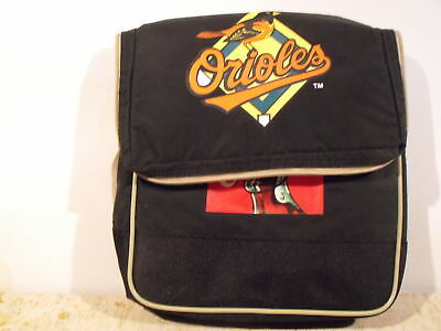 Baltimore Oriole, Coca Cola Insulated Vinyl Zippered Carry bag