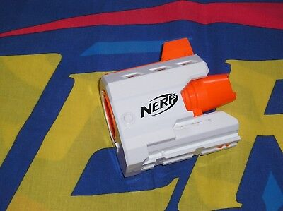 Nerf Modulus ECS-10 Barrel attachment Extension Hasbro N-Strike Tactical