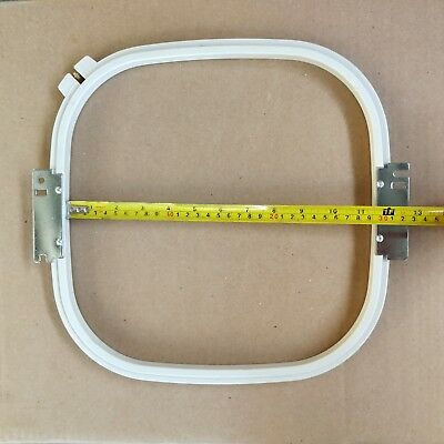 "Embroidery Hoop for Tajima, Toyota, Brother Machine / 30cm 12"" / 36cm 14"" Wide"