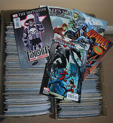 30 Mixed comic books | Job lot collection grab bags | Assorted publishers