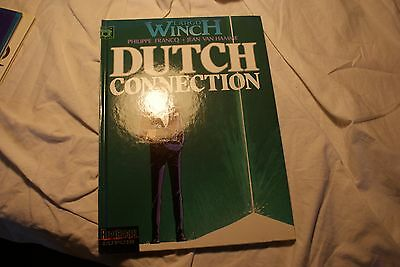 LARGO WINCH . 6 dutch connection . FRANCQ , VAN HAMME . BD EO 1994