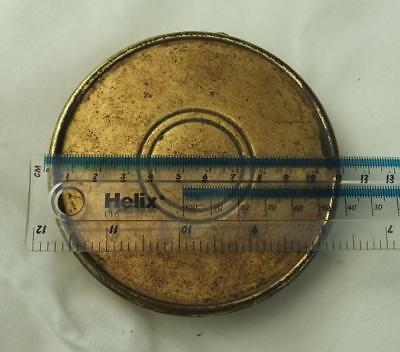 Antique French Clock Back Door for Parts