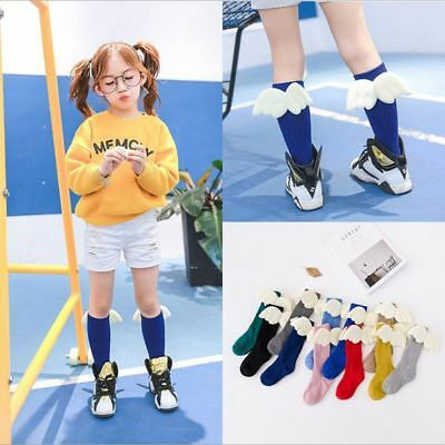 Elastic Cotton Kids Girls Tights Toddlers Stocking Leg Warmers Baby Socks