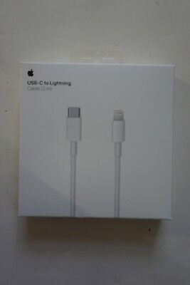 2 units of Brand New $19 Apple USB-C to Lightning Cable (1 m) iPhone X