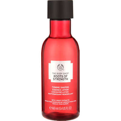 Concentré-Lotion Raffermissant Remodelant Roots of Strength THE BODY SHOP NEUF