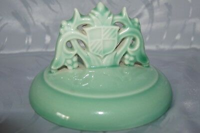 Admirable & Rare Rookwood Vase With Lid