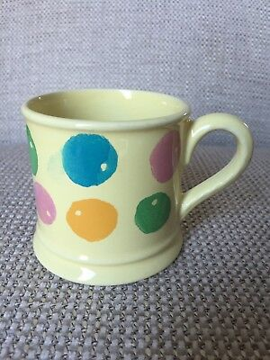 Laura Ashley Mother And Child Spotty Child Children's Mug Cup