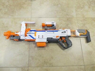 Nerf Gun Modulus Regulator with attachments Excellent