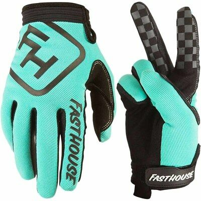 Fasthouse NEW Mx 2018 Speed Style Mint Adult Motocross Dirt Bike MTB BMX Gloves