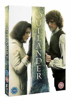 OUTLANDER season 3 Region 2 New DVD Free and Fast Dispatch