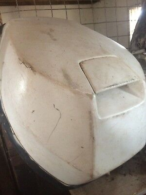 9.5 Hp Johnson Evinrude Cowling Cover