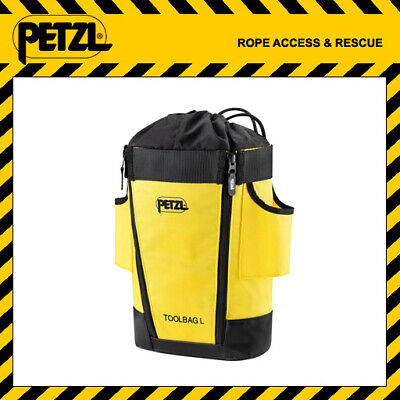Petzl Tool Bag LARGE Pouch 5L Tool Equipment Harness Accessory