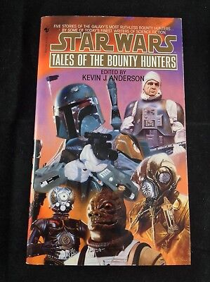Star Wars: Tales of The Bounty Hunters by Kevin Anderson 1996 PB