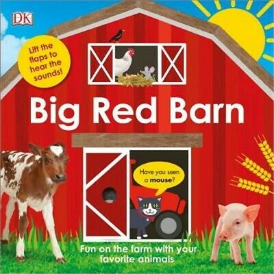 Big Red Barn (Board Book)