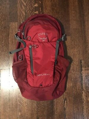 usa cheap sale the latest fashion OSPREY PACKS DAYLITE Plus Backpack, Real Red - $37.00 | PicClick