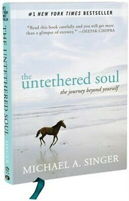 The Untethered Soul: The Journey Beyond Yourself (Hardback or Cased Book)