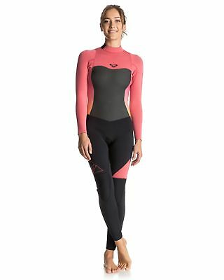 NEW ROXY™  Womens Syncro 3/2 GBS Steamer Wetsuit 2017 Womens Surf
