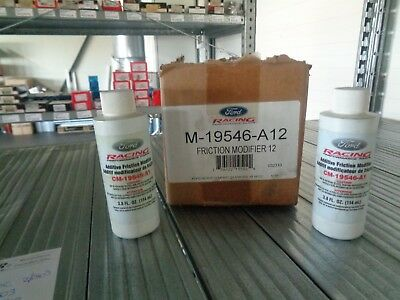 Ford High Performance Parts  M-19546-a12 Friction Modifier