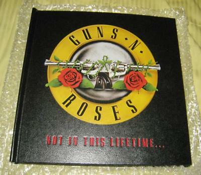 Guns N Roses Guns N' Roses 2017 Not In This Lifetime Vip Tour Program Book /4000