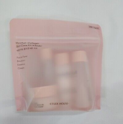 [Etude House Sample] Moistfull Collagen Skin Care Kit