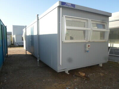 32ft Timber Portable Cabins