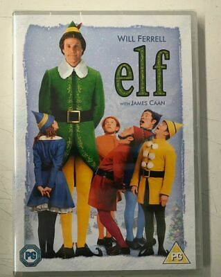 Elf (DVD) Will Ferrell, James Caan