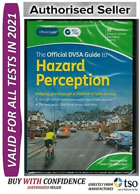 Official DVSA Guide to Hazard Perception: 2019 by Driver and Vehicle Standard*Hz