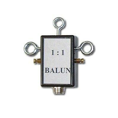 1:1 BALUN (500 WATTS ) FREQ 2-30MHz COMPLETLY WATER PROOF (S0239)