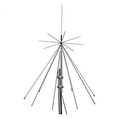 ROYAL DISCONE 2000 STAINLESS STEEL 25-2000 MHz
