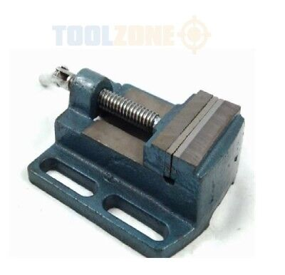 "Bench Pillar Drill Press Vice 2½"" 63mm Free Delivery"
