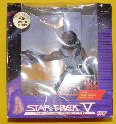 Star Trek Galoob - V The Final Frontier Klaa Klingon Captain #ME5350B
