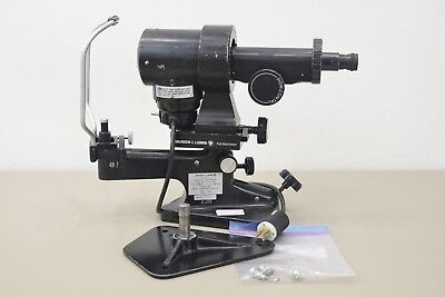 Bausch & Lomb Keratometer 71-21-35 Opthalmometer Opthalmology (14355 i24)