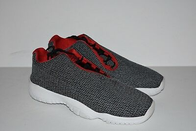 77cea626019317 NIKE 724813-001 AIR Jordan Future Low Red Black Red Youth Kids Shoes ...