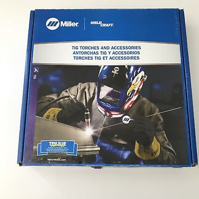 NEW without Box MILLER WELDCRAFT 57Y03R 25' TIG Power Cable