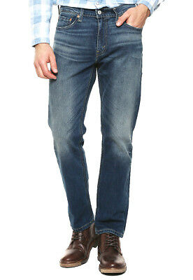 a7bce2c7894208 Levis Men 541-0002 Stretch Athletic Fit Tapered Leg Jeans -Blue Canyon Med  Wash