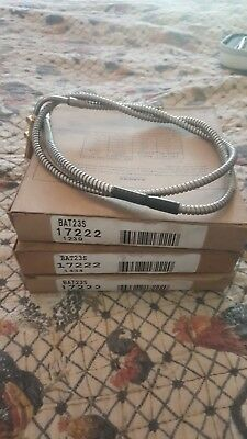 Banner BAT23S Fiber Optic Cable Sensor  New IN Box!