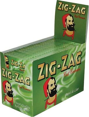 Zig-Zag Regular Green Box